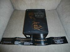 The Nightmare on Elm Street Collection (New Line Platinum Series) (1989) DVD