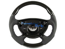 Mercedes W211 E Class Sport Steering Wheel Bird's Eye Maple Wood