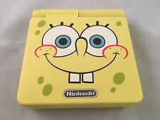 Spongebob Square Pants gameboy advance sp *No Scratches* Console AGS-001