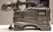 Panasonic HPX-2000, camera body