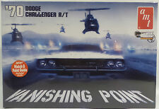 CARS : VANISHING POINT : 1970 DODGE CHALLENGER R/T 1/25 SCALE AMT MODEL KIT