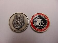 CHALLENGE COIN SPECIAL AGENT INVESTIGATIONS AFOSI TECHNICAL SERVICES GENERAL INS