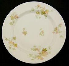"Haviland Co. Limoges France Maple Leaf 8 3/4"" Dinner Plate EUC"