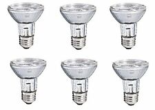 Philips 419739 EcoVantage 50W Equivalent PAR20 Dimmable Spot Light Bulb 6 Pack