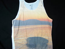 MATIX Clothing premium soft skate men's beach Tank Top shirt size LARGE