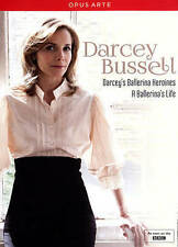 Darcey Bussell: Darcy's Ballerina Heroines/A Ballerina's Life (DVD, 2014)