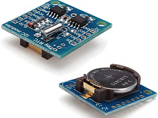 I2C Tiny RTC DS1307 Real Time Clock Module AT24C32 Board for Arduino TE187
