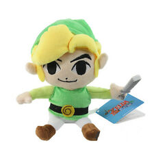 "7"" The Legend of Zelda Game Link Plush Toy Kids Stuffed Soft Toy Doll Gift New"