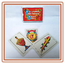 LOT OF 6 Puerto Rico Briscas Espanola Naipes Playing Cards CARTAS WHOLESALE