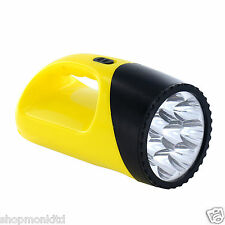 New 8 LED Camping Lantern Torch Garden Flash Light Outdoor Lamp Flashing Light