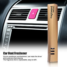 Car Air Conditioner Vent Freshener Fragrance Perfumes  Natural Smell White