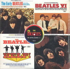 BEATLES 16 track promo for CAPITOL ALBUMS VOL 2.(8 TRACKS IN BOTH MONO & STEREO)