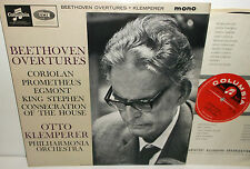 33CX 1930 Beethoven Overtures Philharmonia Orchestra Otto Klemperer