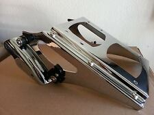 4 point docking kits and Tour Pak Luggage Rack for Harley Touring 09-13