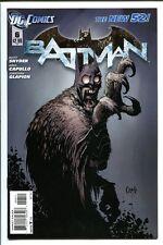 DC Comics BATMAN The New 52! #6! First Print! 2012! NM! Near Mint!