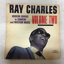 Ray Charles Volume Two Modern Sounds In Country & Western Music ABC Record R11