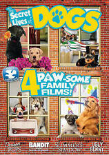 The Secret Lives of Dogs: Summers Shadow/Ugly Benny/Designer Pups/Bandit and...