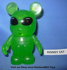"DISNEY VINYLMATION 3"" URBAN SERIES #7 GREEN ALIEN"