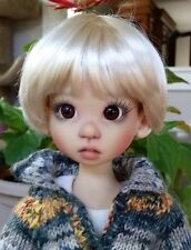 Monique Bubbles wig 8/9 for 1/3 BJD SD DZ EID UNISEX Wiggs Dollmore Luts Blonde
