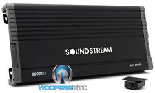 SOUNDSTREAM AR1.8000D MONOBLOCK 8000W SUBWOOFERS SPEAKERS BASS CAR AMPLIFIER NEW