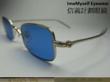 [ ImeMyself Eyewear ] Matsuda 10627 vintage square Titanium Sunglasses optical