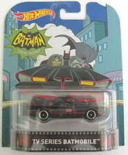 Second 1/64 Hot Wheels Retro BATMOBILE 1966 batman  Different wheels to the 1st