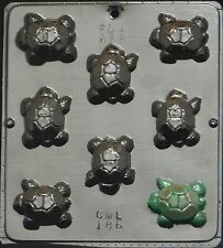 Small Turtle Candy Mold Candy Making 186 NEW
