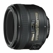 Nikon AF-S Nikkor 50mm f/1.4 G Lens 50 f1.4 for D610 D610 D810 D7200 D750 ~ NEW