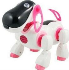 I ROBOT DOG Walking Nodding Childrens Kids Toy Robots Pet Puppy Electronic Light
