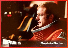 SPACE 1999 - Card #14 - Captain Carter - Unstoppable Cards Ltd 2015