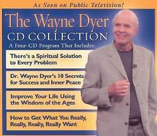 The Wayne Dyer Collection by Wayne W. Dyer (2002, CD, Unabridged)
