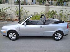 Volkswagen: Cabrio GLX-CONV-FL
