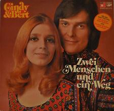 """CINDY & BERT - ZWEI MENSCHEN UND EIN WEG 12"""" LP (T 142)"""