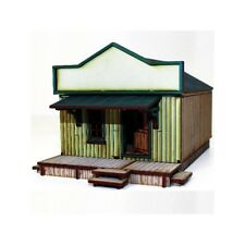 4GROUND - 28mm - 28S-DMH-101 - Side street building