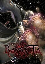 The Eyes of Bayonetta : Art Book and DVD by Sega (2013, Hardcover)