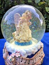 SAN FRANCISCO MUSIC BOX Company Angel ANGELS WE HAVE HEARD on HIGH Excelsis Deo