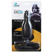 Cardo Scala Car Charger For G4 and G4 Powerset in Blister Package - CHR00005