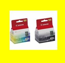orig. cartridges CANON CL-51 PG-50 Pixma iP 2200 MP 150 160 170 450 470 MX300