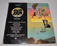 MOBY GRAPE: WOW & GRAPE JAM Double LP Record Columbia PSYCH