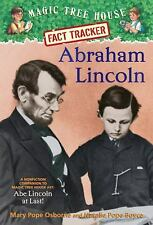 Magic Tree House Fact Tracker: Abraham Lincoln: A Nonfiction Companion to Magic