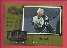 1997-98 Donruss Canadian Ice Stanley Cup Scrapbook #1 Mike Modano /2000 - NM-MT