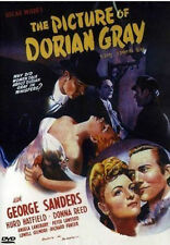 The Picture of Dorian Gray (1945) George Sanders, Hurd Hatfield DVD *NEW