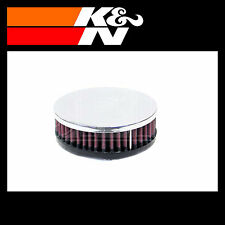 K&N RC-0340 Air Filter - Universal Chrome Filter - K and N Part