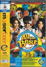 ALL THE BEST    - NEW BOLLYWOOD SOUNDTRACK-FREE UK POST