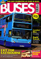 BUSES 646 JAN 2009 London iBus,Coach Groups Samples,Editor Choise,Go South Coast