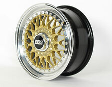 BBS RS 001-047 3tlg 7x15 4x100 Felgen BMW E30 E21 Golf 1-2-3 Polo Jetta wheels