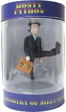 """MONTY PYTHON ~ Ministry of Silly Walks 7"""" Bobble Head (Ikon Collectables) #NEW"""