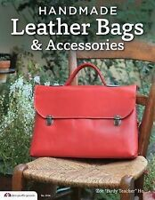 Handmade Leather Bags & Accessories by Elean Ho (Paperback / softback, 2013)