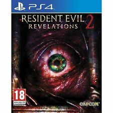 Resident Evil: Revelations 2 (Sony PlayStation 4, 2015) Excellent Condition