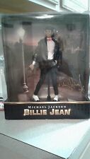 Michael Jackson:  Billie Jean Collectible Doll--NEW IN PACKAGE SOME SHELF WEAR